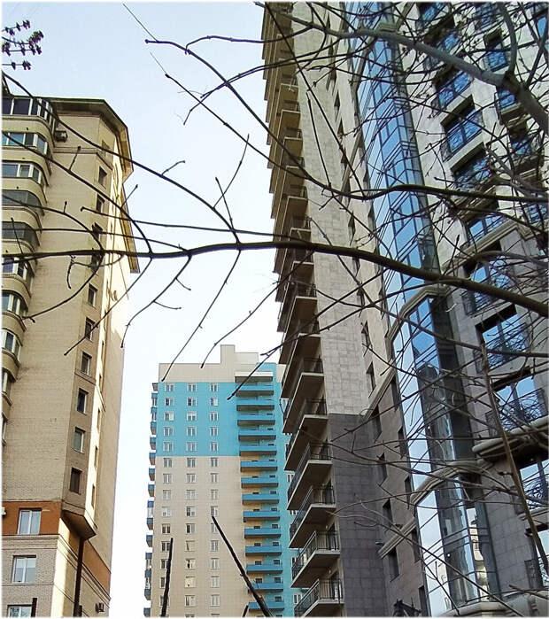 Соседи повесили новые шторы/Другому соседу они не понравились, рассказываю, что он сделал