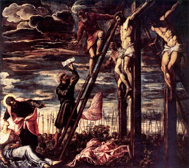 Библейская история. Кто распинал Христа
