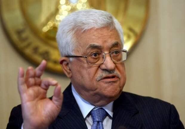 Президент Палестины обвинил Израиль в этнических чистках в Иерусалиме