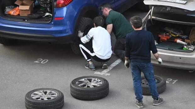 Семь ошибок, которые допускают при самостоятельной замене шин
