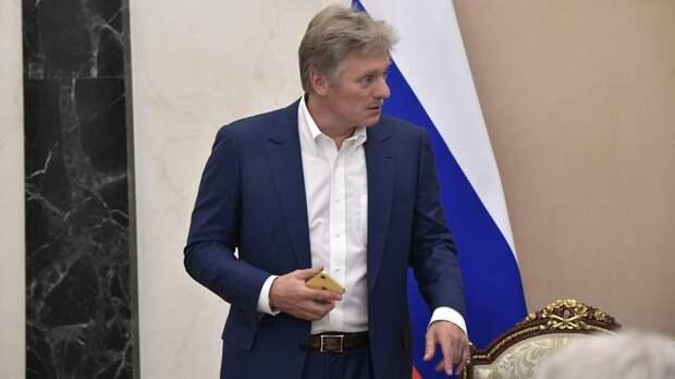 Песков рассказал о работе над законопроектом об обороте гражданского оружия