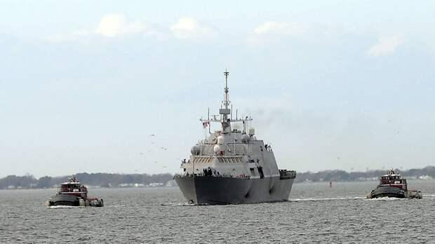 В NI объяснили, в чем ВМФ России превосходит ВМС США в Черном море