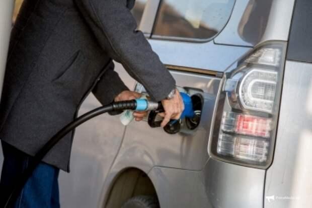Рост цен на бензин отмечен в Магадане, снижение – во Владивостоке