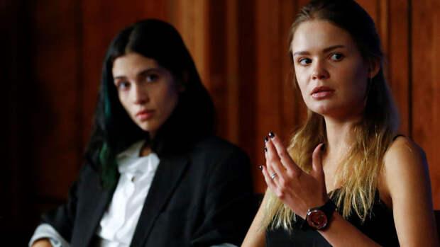Участницу группы Pussy Riot задержали в центре Москвы