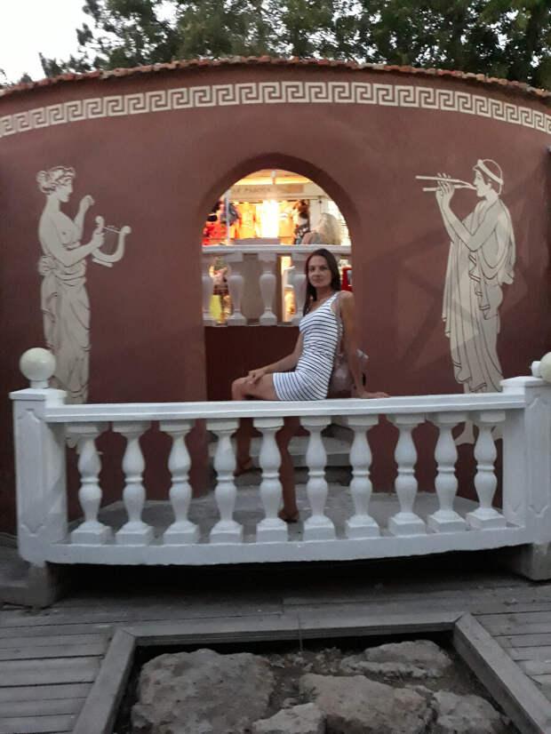 Керкинитида. Самая древняя достопримечательность Евпатории / Субботние Путешествия