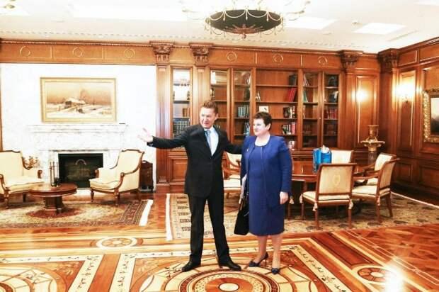 Газпром – мы в ответе за тех кого приручили