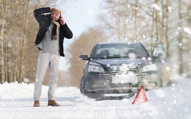 Топ-5 основных зимних проблем и советы, как их избежать