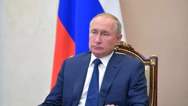 Путин рассказал, что после вакцинации у него повысилась температура