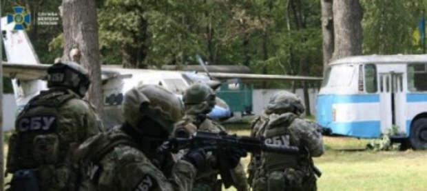 В Харьковской области стартовали масштабные антитеррористические учения