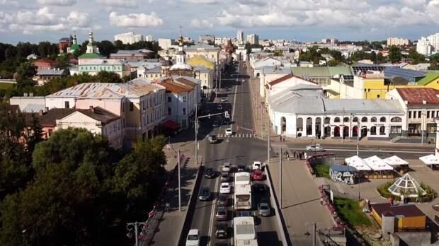 Улицу Александра Невского во Владимире предложили ликвидировать