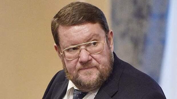 Сатановский: заявления Киева о ядерном оружии открыли немцам глаза на современную Украину