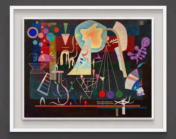 На аукционе Sotheby's продадут произведение Кандинского