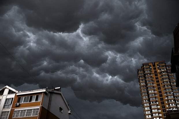 В пятницу в Удмуртии будет дождливо