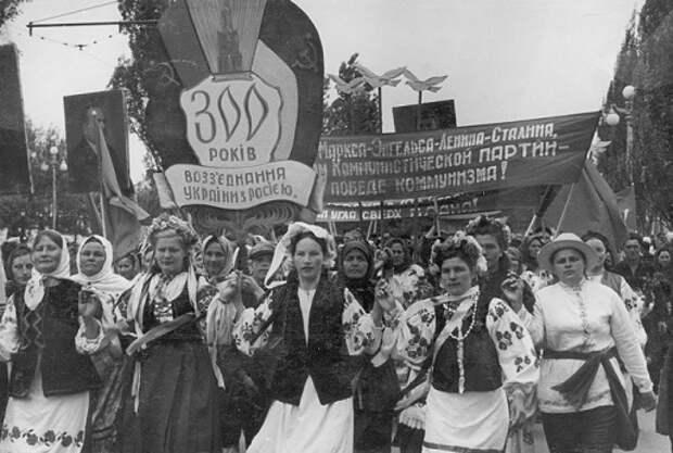 Как жили украинцы при СССР