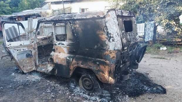 Бойцы ЛНР накрыли огнем оперативную группы СБУ