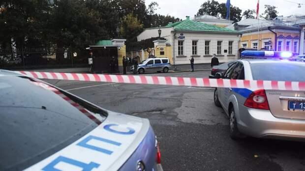 Полиция начала проверку после ДТП у резиденции посла США в Москве