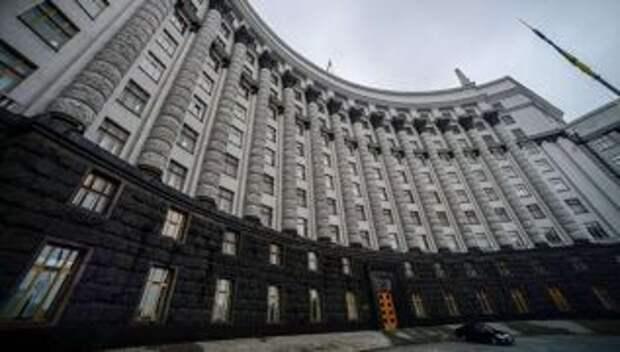 Кабмин предложил урезать расходы на Президента Украины