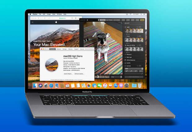 Microsoft заявила, что Windows 10 в пять раз популярнее macOS