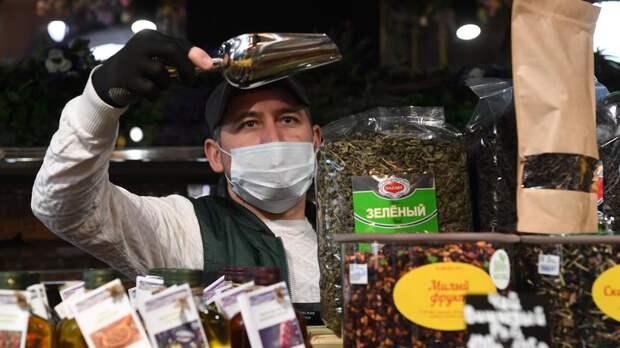 РФ может испытать нехватку чая из-за вспышки COVID в Индии