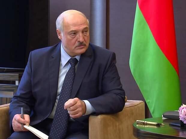 Лукашенко сравнил санкции Евросоюза с бандитизмом