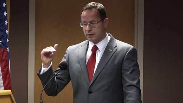 """Литовский парламентарий рассказал пранкерам о """"мафии"""" в Конгрессе США"""