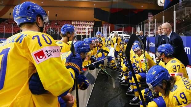 Шарипзянов: «Ничего удивительного, что шведы бились, у них в составе достаточно мастеровитых игроков»