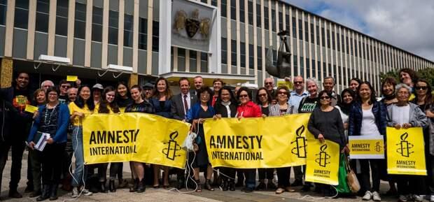 Amnesty International и её очередные требования
