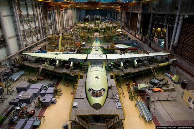 «Авиастар-СП» сорвал гособоронзаказ о поставке трех самолетов для Минобороны