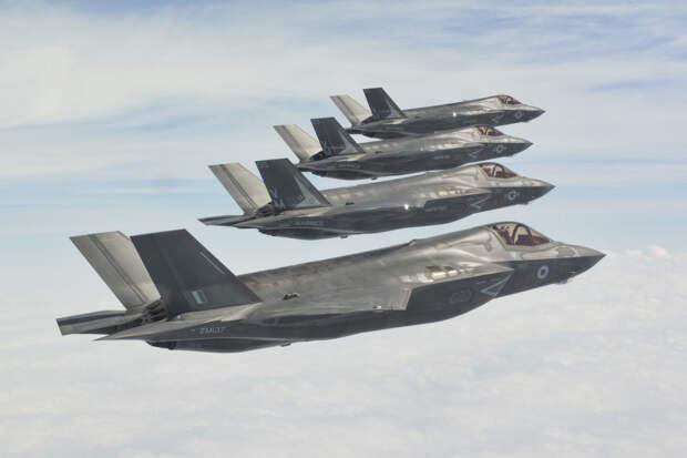 Глава Минобороны Израиля намерен купить у США эскадрилью истребителей F-35