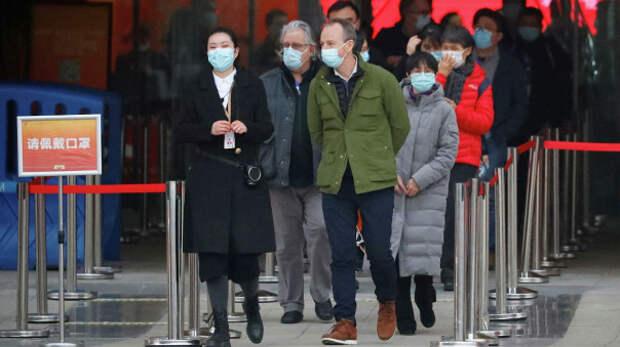 США обеспокоены первоначальными выводами ВОЗ о происхождении коронавируса