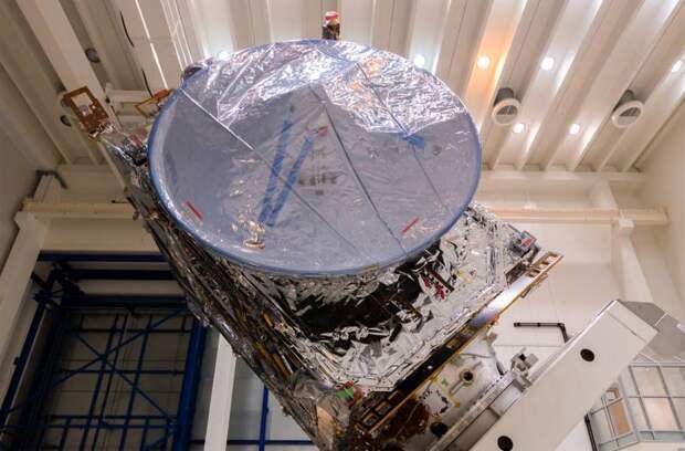 Чешская пресса: Прага становится космической столицей Евросоюза