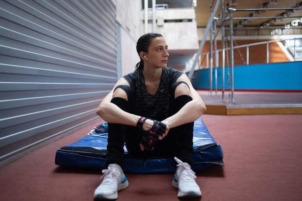 Ласицкене выступит на турнире по легкой атлетике во Франции