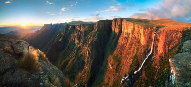 25 красивейших водопадов планеты