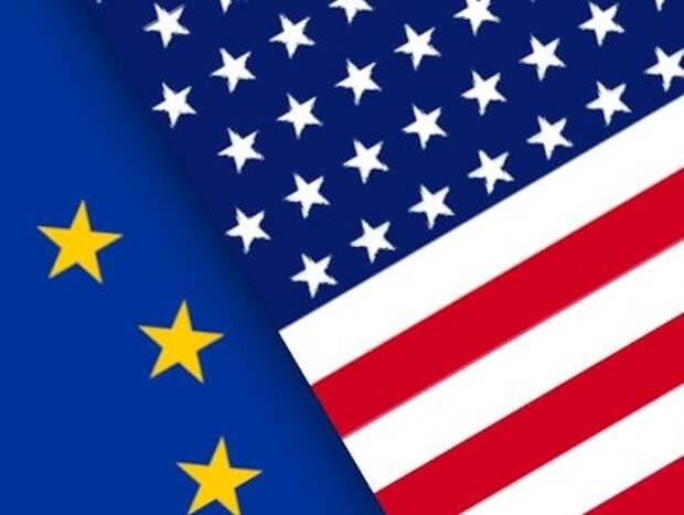 Bloomberg: ЕС призвал США дать совместный ответ на «враждебное поведение» России