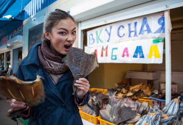 Алина Цой: «Камчатка слишком прекрасна, чтобы мыпозволили ейумереть»