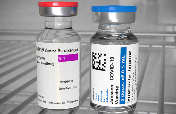 В Норвегии могут отказаться от вакцин AstraZeneca и J&J
