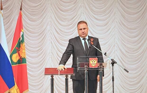 Евгений Ильин переизбран на пост главы Тбилисского района