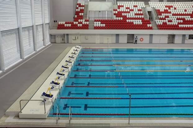 «Волна», «Зенит» и «Сила воды»: жителям Ижевска предложили выбрать название нового бассейна