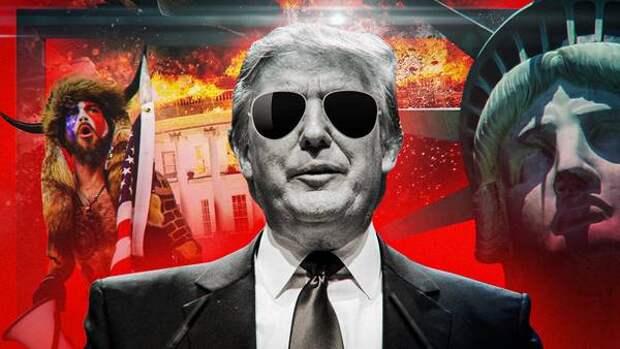 Политолог Карасев о протестах патриотов в США: страна находится на пороге гражданской войны