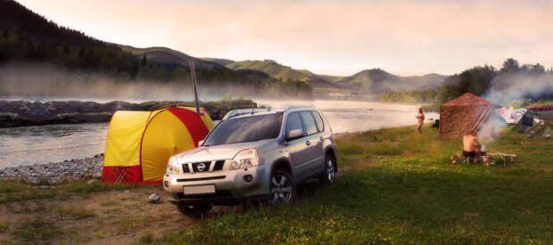 Ловушки для водителей, которые собрались летом на природу. Как не попасть на штраф до полумиллиона рублей за отдых с палаткой?