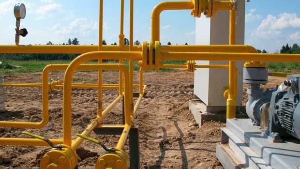 Уровень газификации РФувеличился за10 лет до70,1%