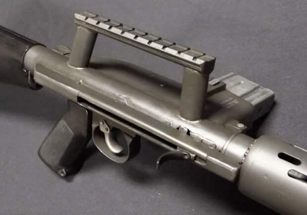 «Форт Эллис»: винтовка из того, что под рукой