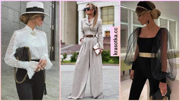 Модная офисная одежда лето 2021: модели, которые дополнят гардероб солидной дамы