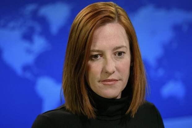Псаки допустила уход с поста пресс-секретаря Белого дома