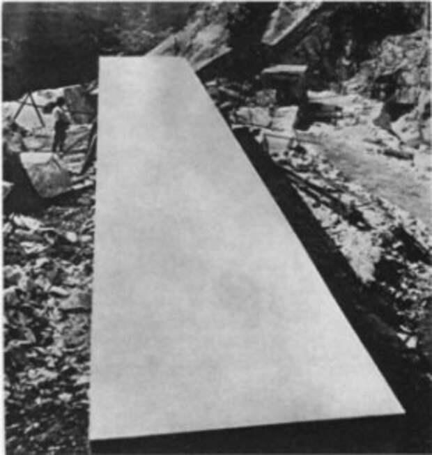 О трилитоне из Баальбека. Транспортировка и постройка мегалитов