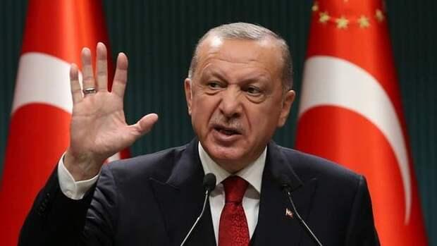 Эрдоган хочет видеть дальнейшее наступление Азербайджана на Карабах
