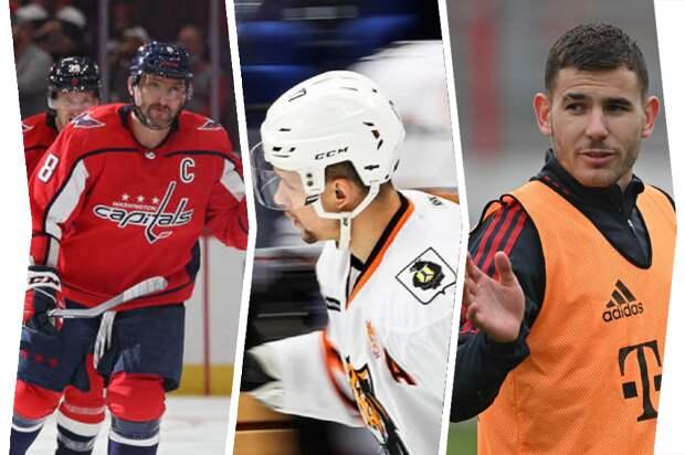 Овечкин – 5-й по голам в истории НХЛ,  Карпин отвечает на вопросы, Медведев, Хачанов и Карацев выбыли с «Мастерса» в Индиан-Уэллс и другие новости утра