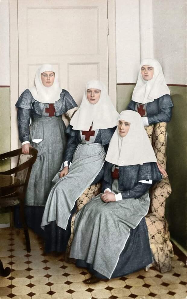 К 1877 году в России насчитывалось около 300 дипломированных сестёр. интересное, история, медсестры, подвиг, факты
