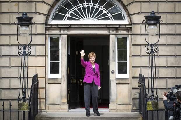 На выборах в Шотландии победили сторонники референдума о независимости