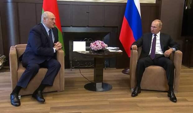 Путин демонстративно унизил Лукашенко в Сочи – политолог
